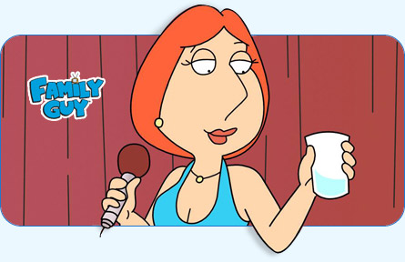 Lois Griffin : The Family Guy spot