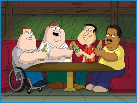 Family Guy Image : The Griffin family