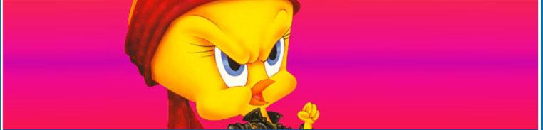Tweety Bird The Looney Tunes Spot