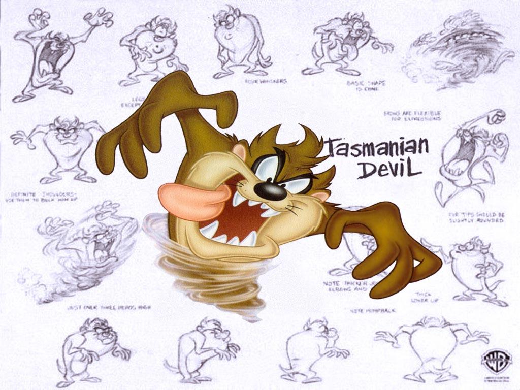 Taz, o el Demonio de Tasmania, es un dibujo animado creado por la Warner