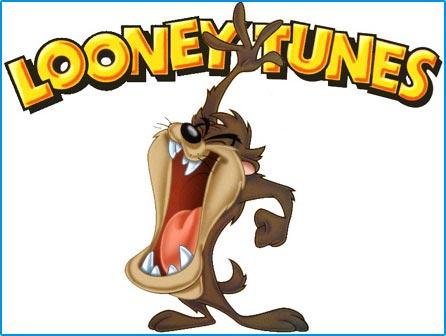 looney tunes taz. Looney Tunes Wallpaper