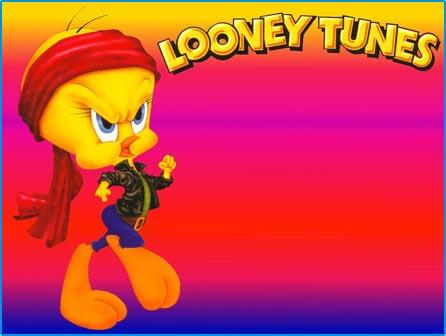 Looney Tunes Wallpaper Tweety